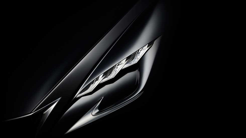 Lexus Concept, el nuevo LS podría estar en Tokio