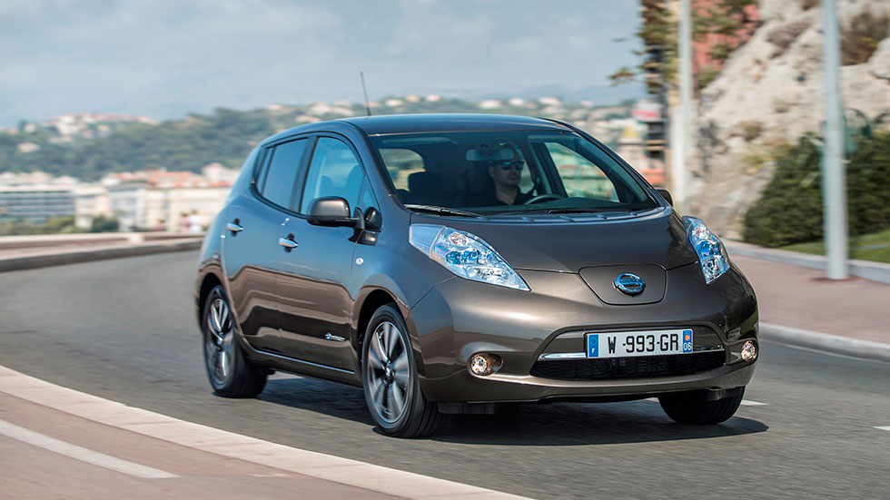 Nissan Leaf 2016, autonomía vitaminada para el coche eléctrico