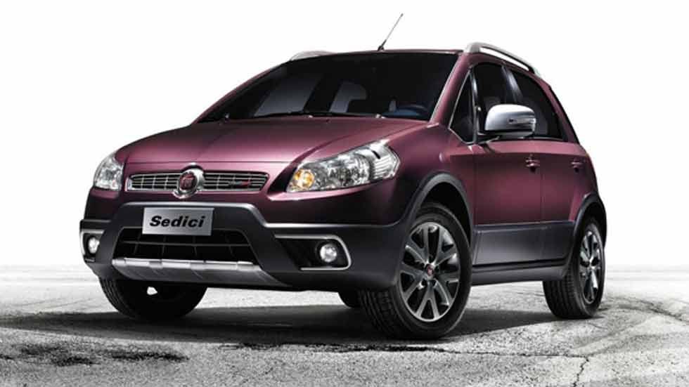 Cambio muy duro en Fiat Sedici 1.9 JTD