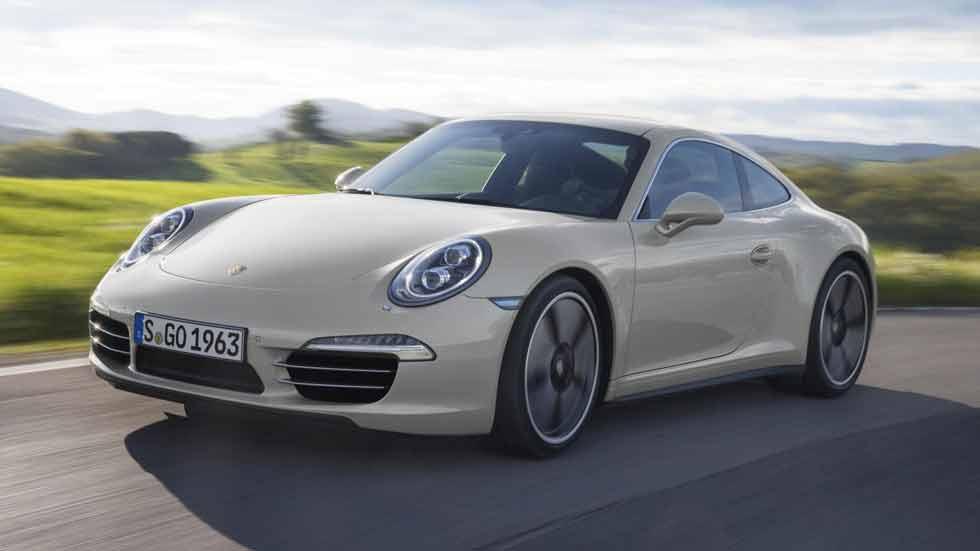 Cambio manual y cambio 7 marchas en el Porsche 911