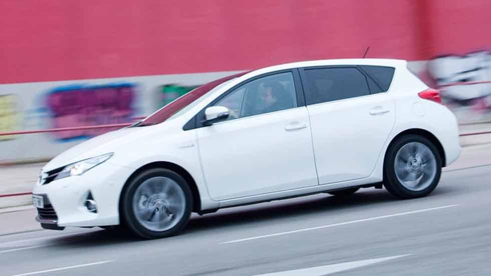 Cambio CVT en coche híbrido Toyota Auris HSD