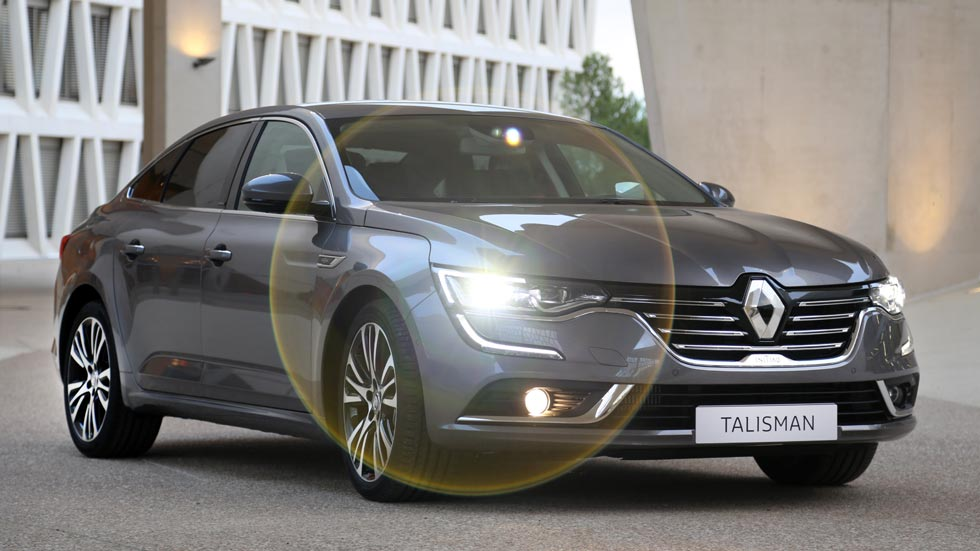 Renault Talismán: cinco cosas que te gustarán
