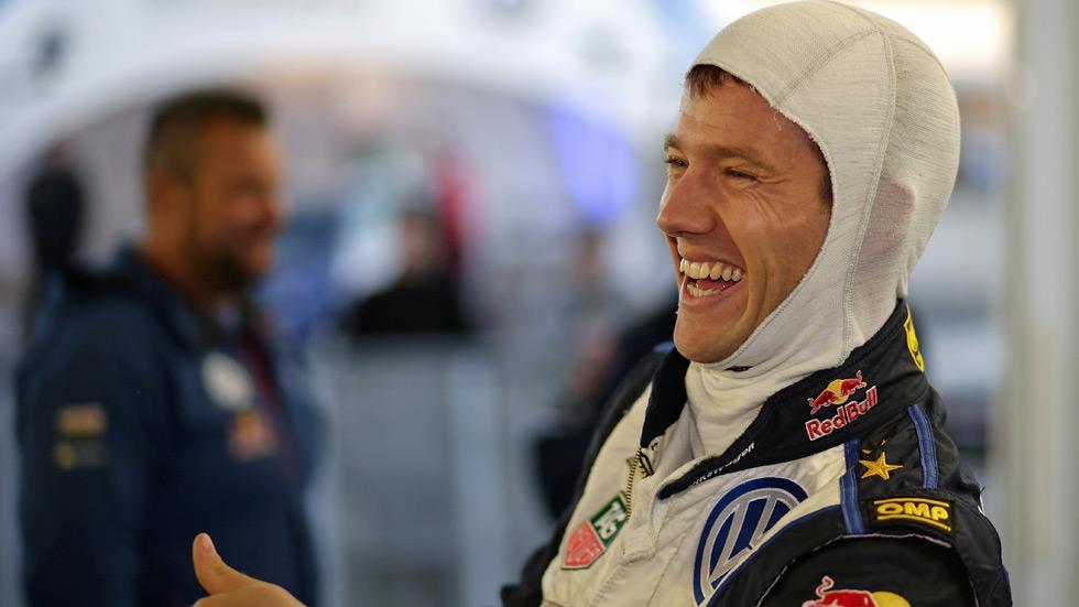 WRC España: Ogier gana en Barcelona y es el primer líder de la carrera
