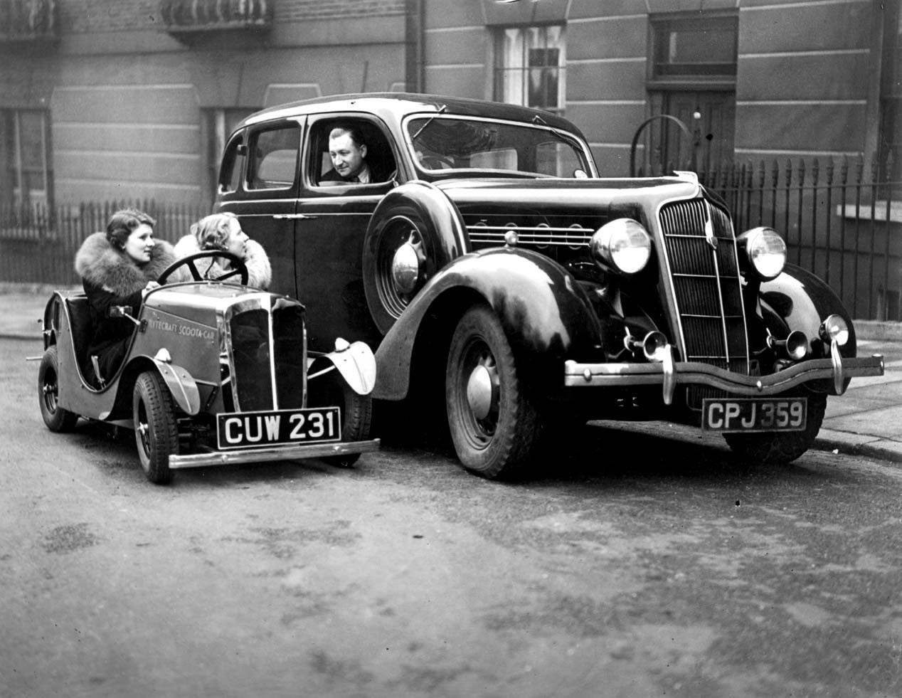 Las mujeres más influyentes en la historia del automóvil