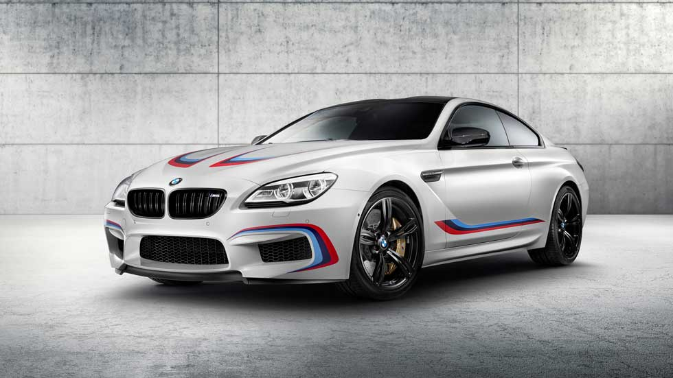 BMW M6 Coupé Competition Edition, radical y con 600 CV