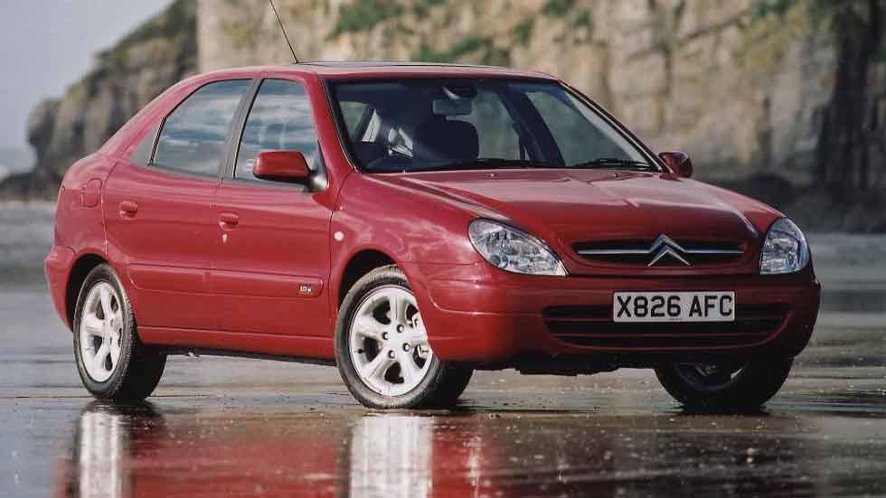 Mi Citroën Xsara se calienta