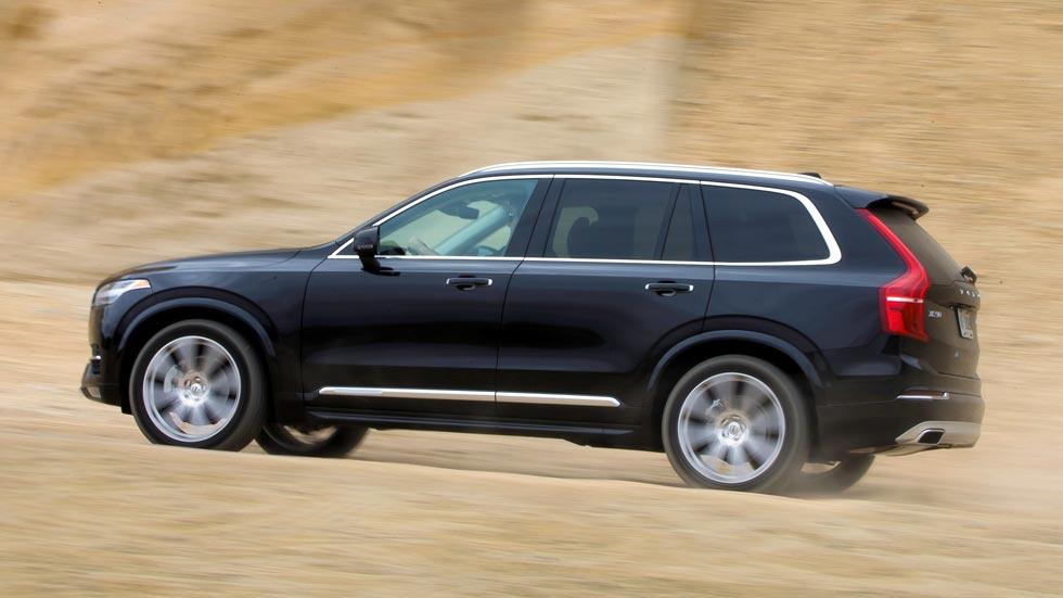 Garantía de compra del coche de por vida, Volvo lo ofrece