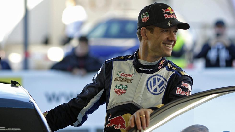 WRC Cataluña – sábado: Ogier lidera en solitario