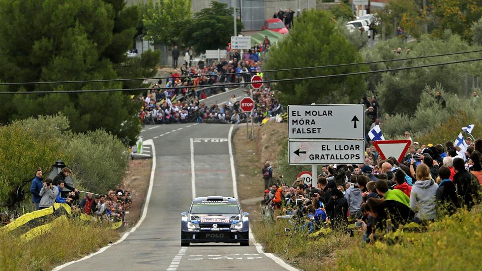 WRC Cataluña – sábado: Ogier acaricia su tercera victoria en España
