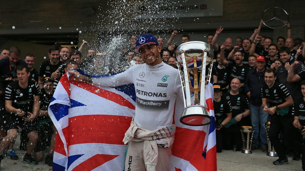 F1: las notas del GP de Estados Unidos 2015