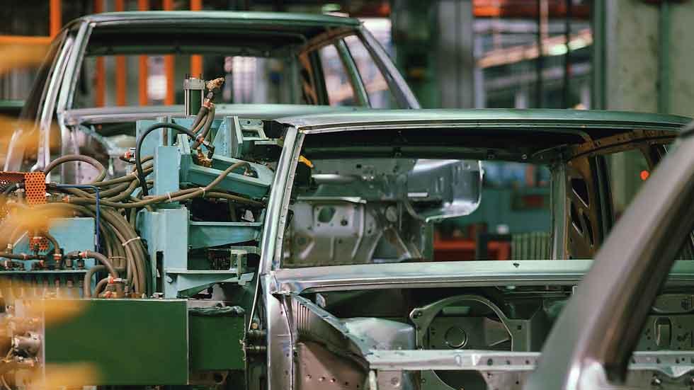 Sube la producción de coches en España durante 2015