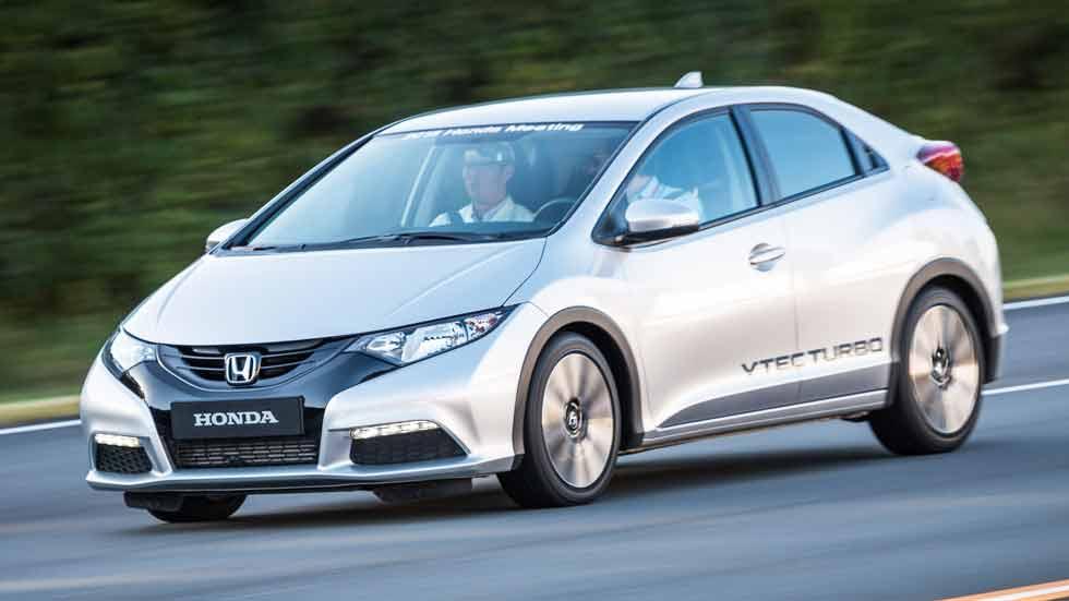 Honda Civic: nuevos motores Honda VTEC Turbo 1. 0 y 1.5