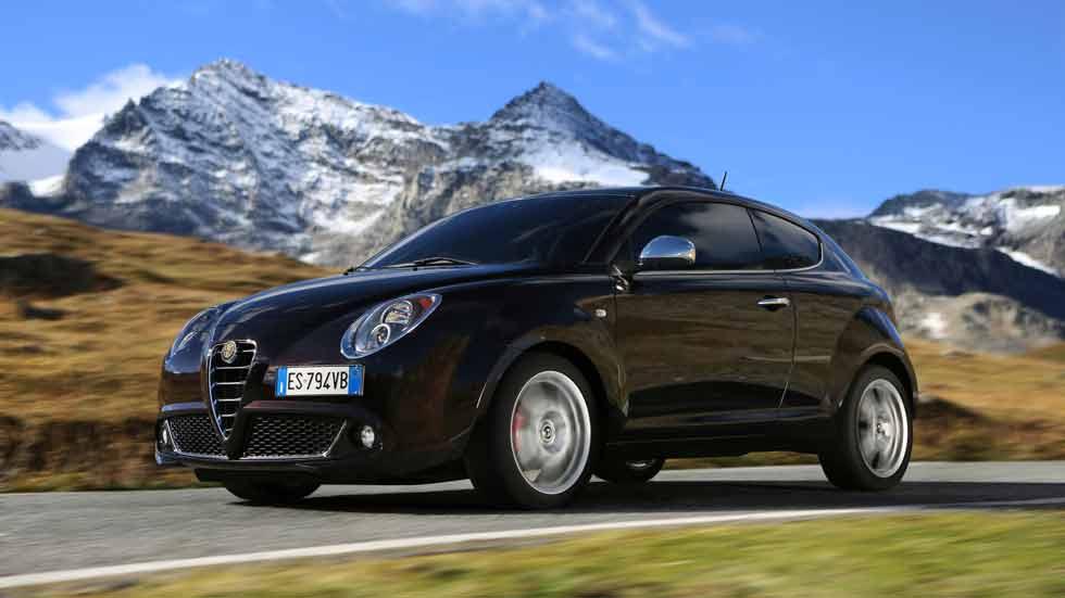 Consumo real de Alfa Romeo, consumos reales de coches