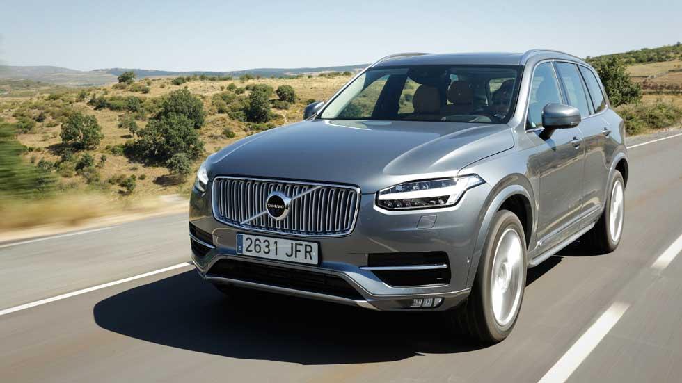 Consumo real de Volvo, consumos reales de coches
