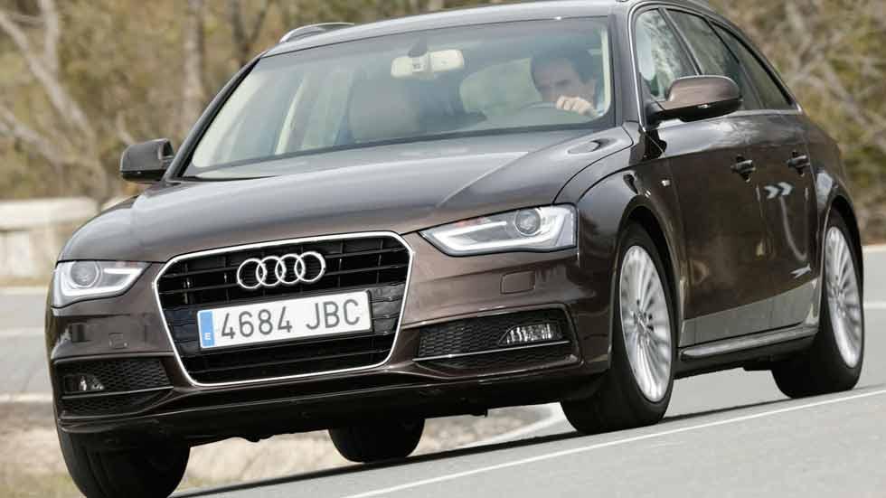 Consumo real de Audi, consumos reales de coches