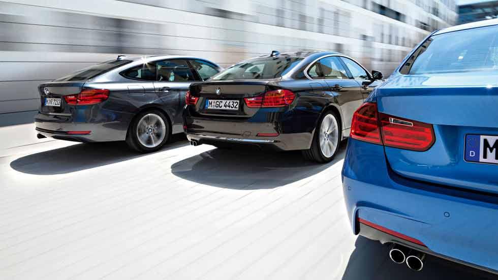 Consumo real de BMW, consumos reales de coches