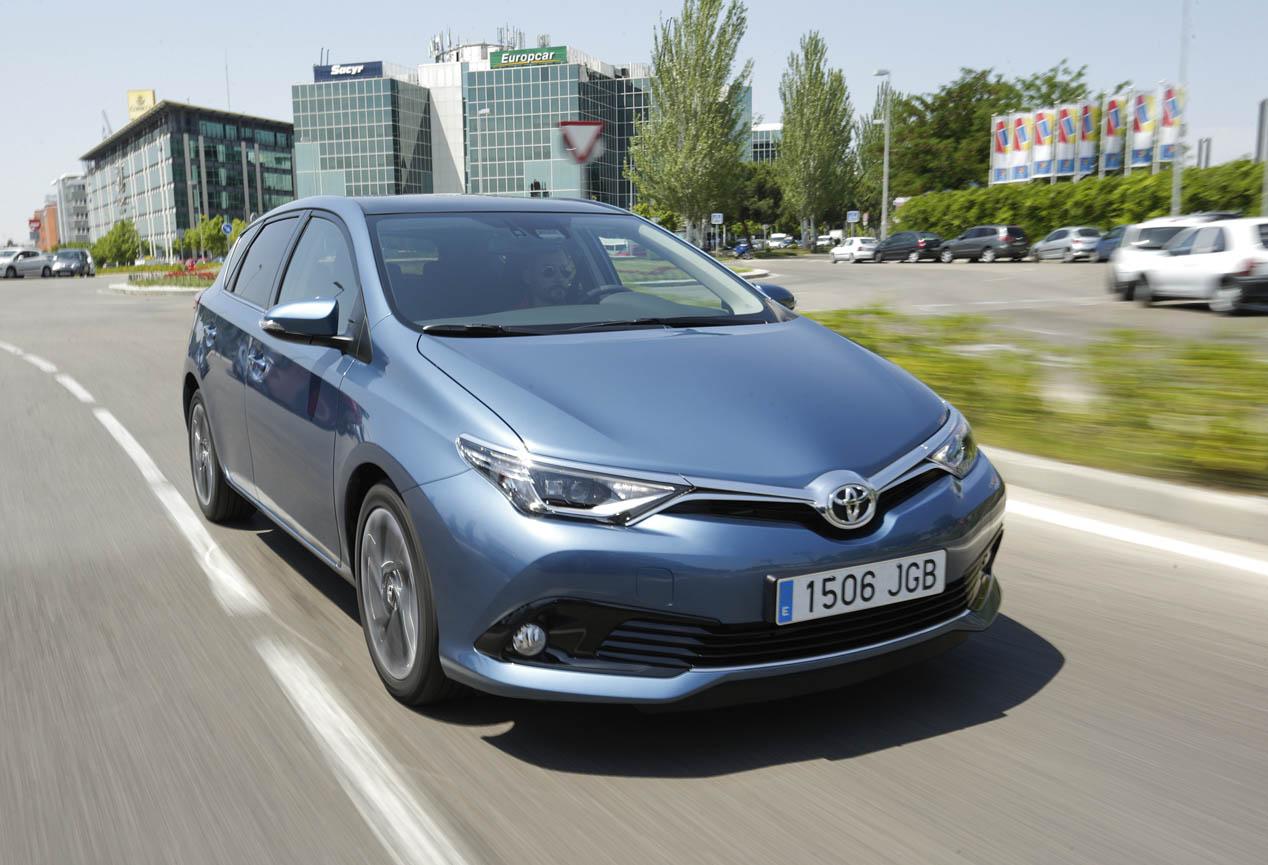 Consumo real de Toyota, consumos reales de coches
