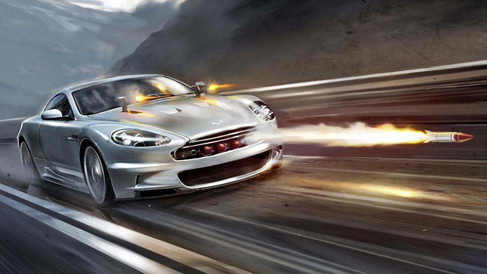 Los 10 mejores coches de la historia de James Bond 007