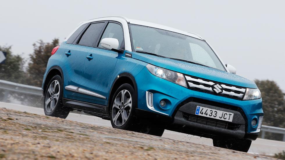 Consumo real de Suzuki, consumos reales de coches