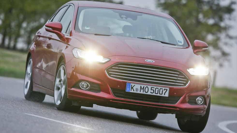 Consumo real de Ford, consumos reales de coches
