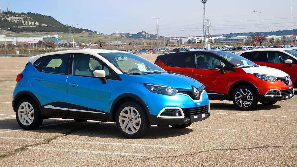 Consumo real de Renault, consumos reales de coches