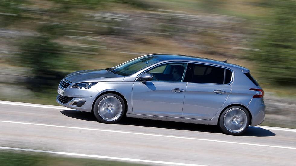Consumo real de Peugeot, consumos reales de coches
