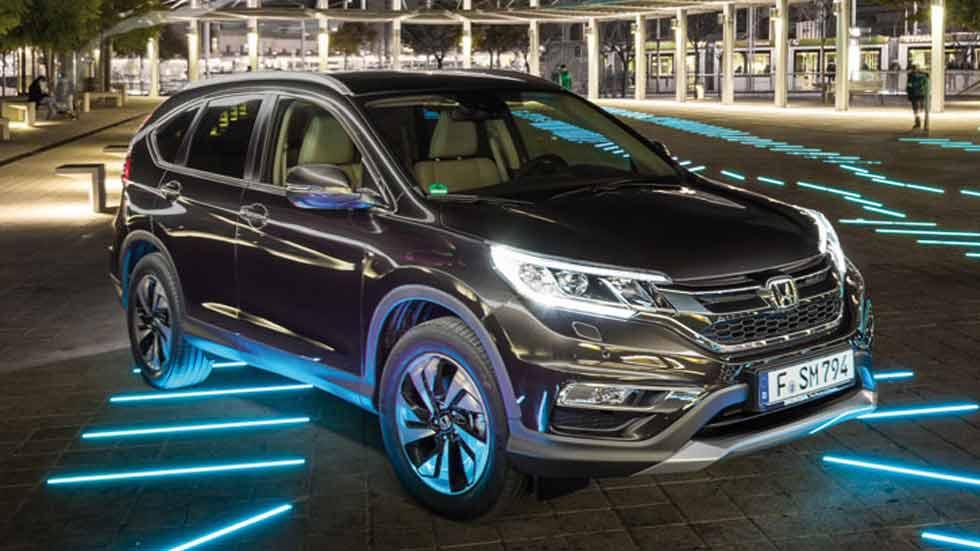 Consumo real de Honda, consumos reales de coches