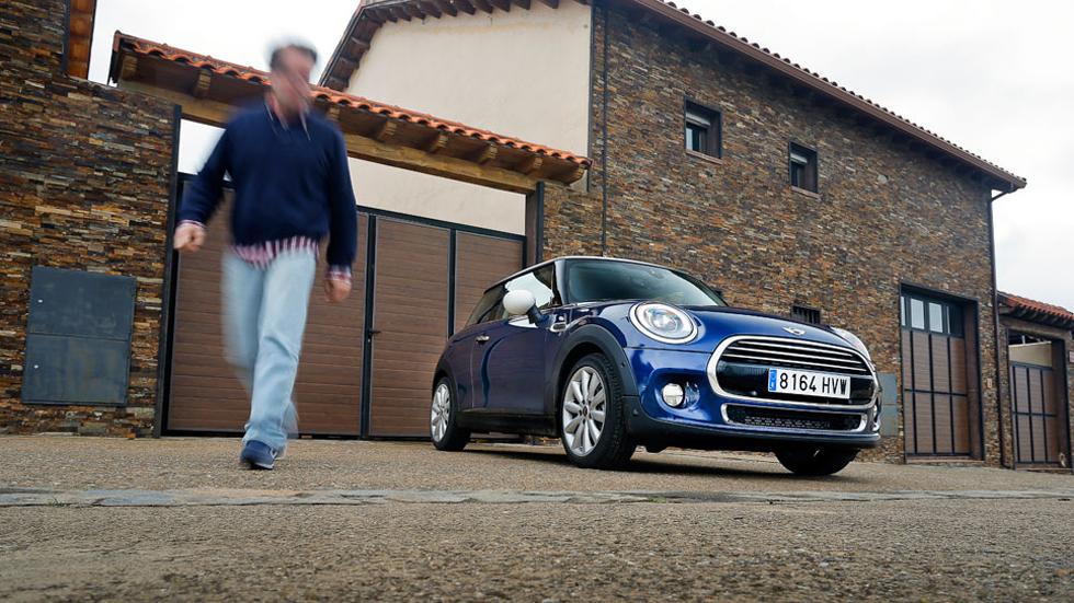 Consumo real de Mini, consumos reales de coches