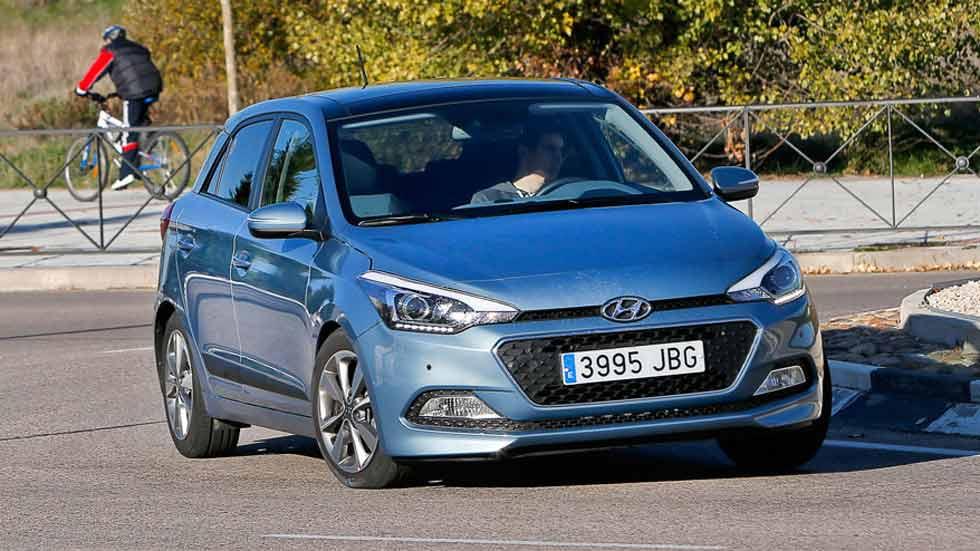 Consumo real de Hyundai, consumos reales de coches