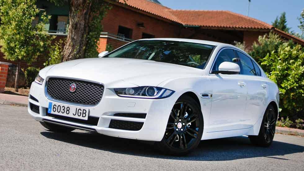Consumo real de Jaguar, consumos reales de coches