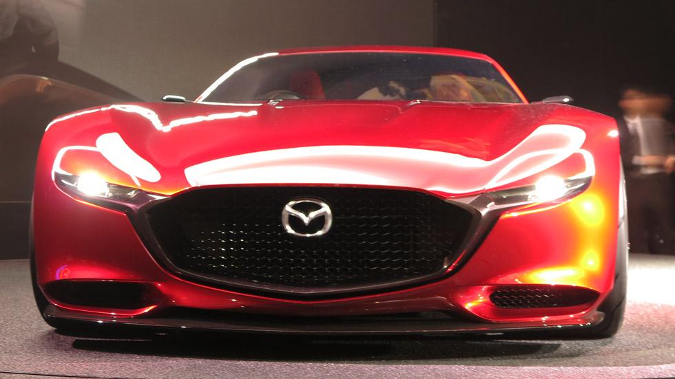 Mazda RX-Vision, el retorno del motor rotativo
