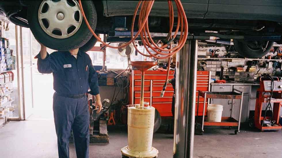 Las reparaciones de coches subirán levemente en 2015