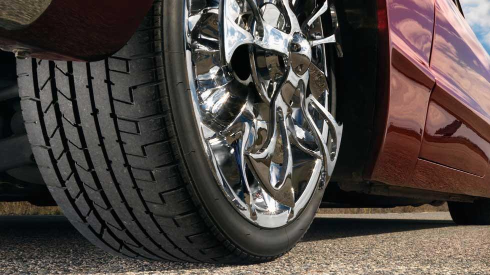 Si inflo más los neumáticos, ¿ahorro combustible?