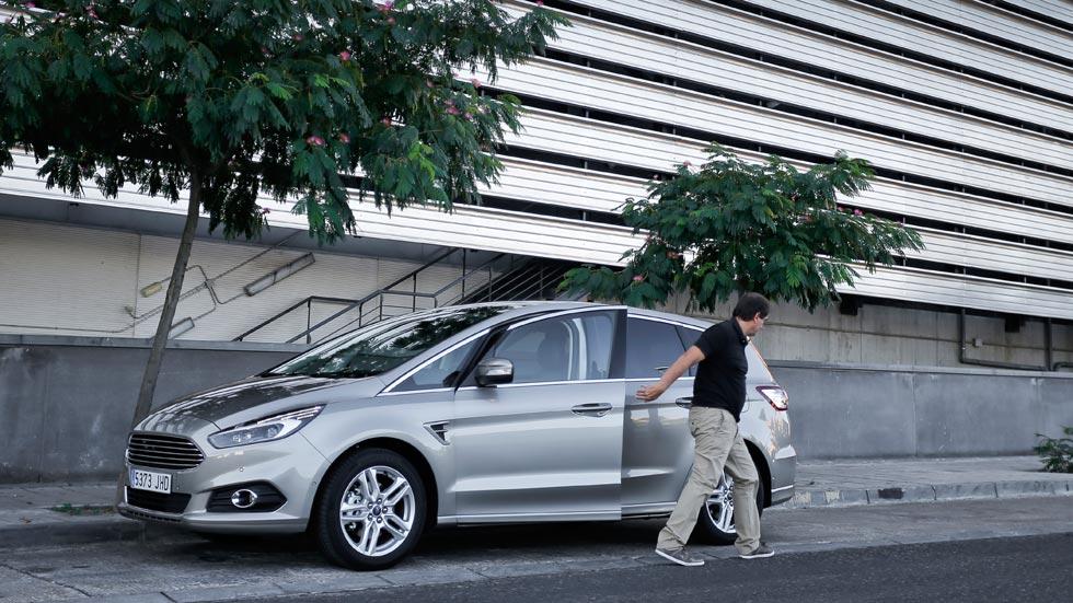 Ford S-MAX 2.0 TDCi 180 CV, 7 plazas muy dinámicas