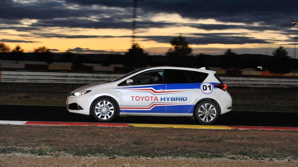 24 Horas Híbridas de Toyota: cuando la velocidad no es lo más importante (vídeo)