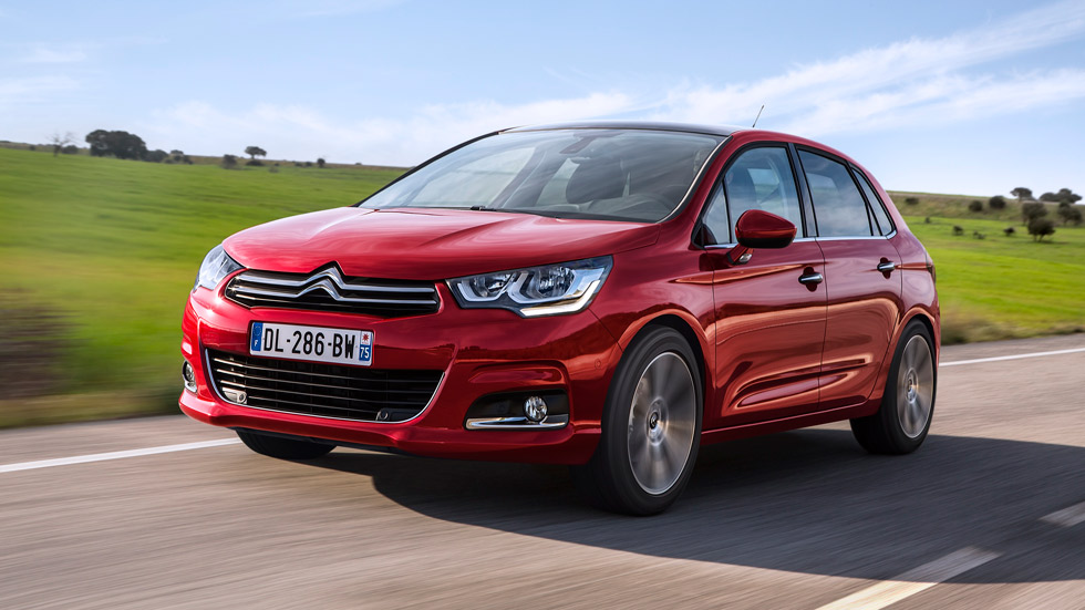 Consumo real de Citroën, diferencia de consumo de combustible