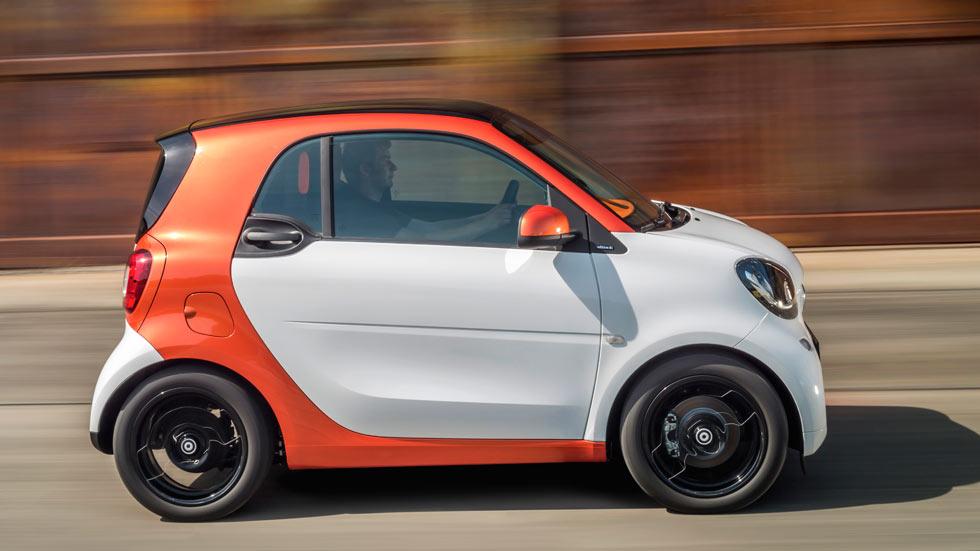Consumo real de Smart, diferencia del consumo de sus coches