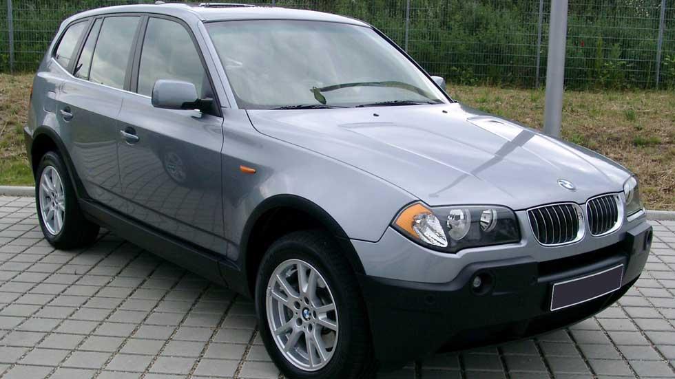 Ruido con el climatizador conectado en BMW X3 2007
