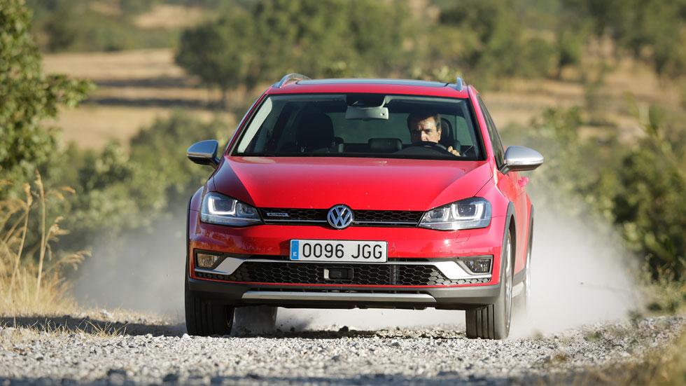 VW Golf Alltrack 2.0 TDI 4Motion DSG, crossover familiar