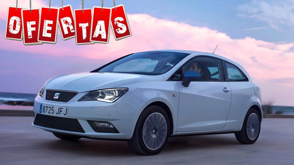 Los coches con mejores ofertas del mes de noviembre