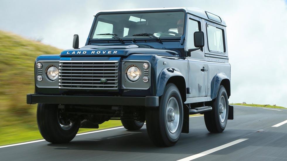 Consumo real de Land Rover, diferencia del consumo del coche