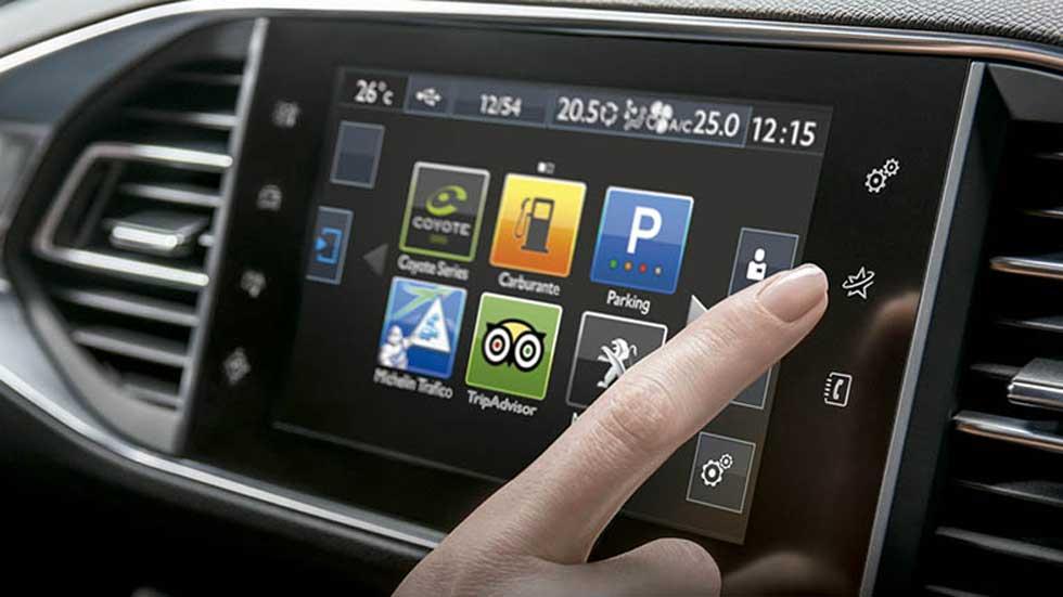 peugeot connect apps las apps m s tiles y seguras en tu coche. Black Bedroom Furniture Sets. Home Design Ideas