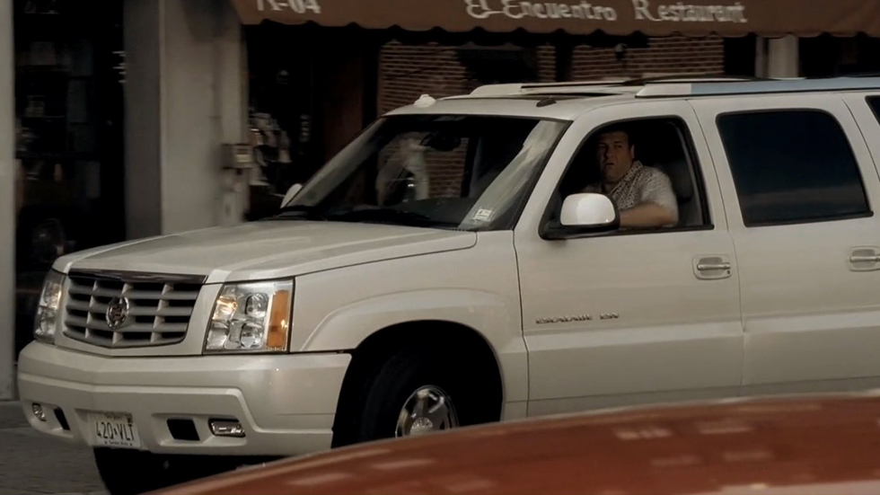 Subastan el Cadillac Escalade de Los Soprano