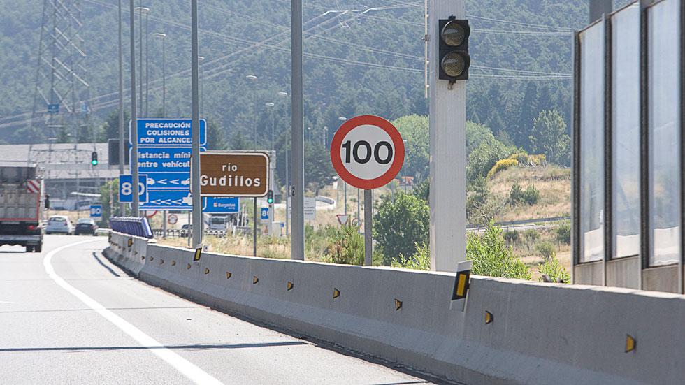 Información sobre tramos y puntos de intensificación de vigilancia de la velocidad