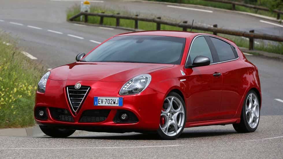 Desgaste anormal de neumáticos en Alfa Giulietta QV