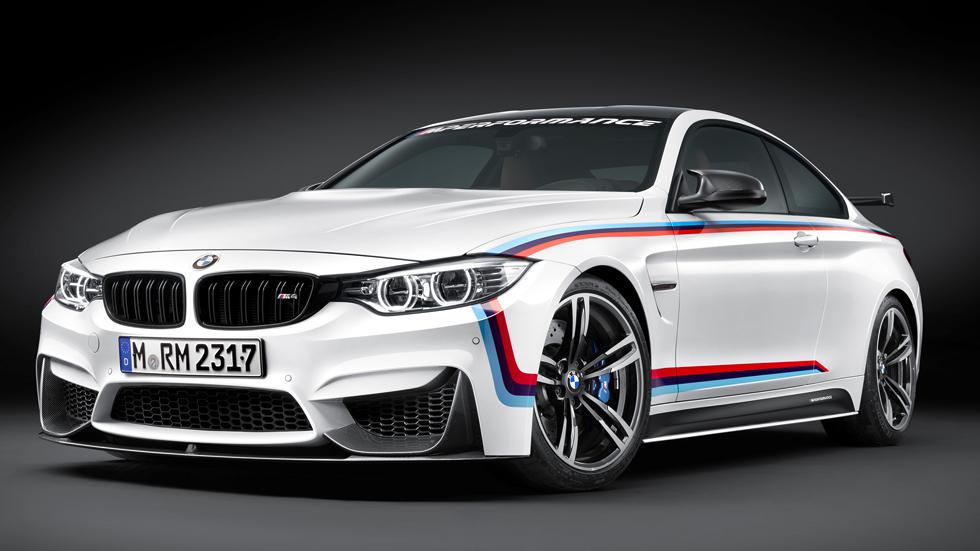 BMW presenta sus M Performance Parts en el SEMA
