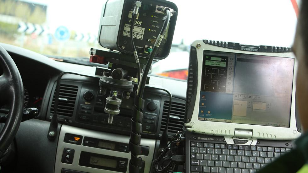 Todos los radares de tráfico móviles de Burgos
