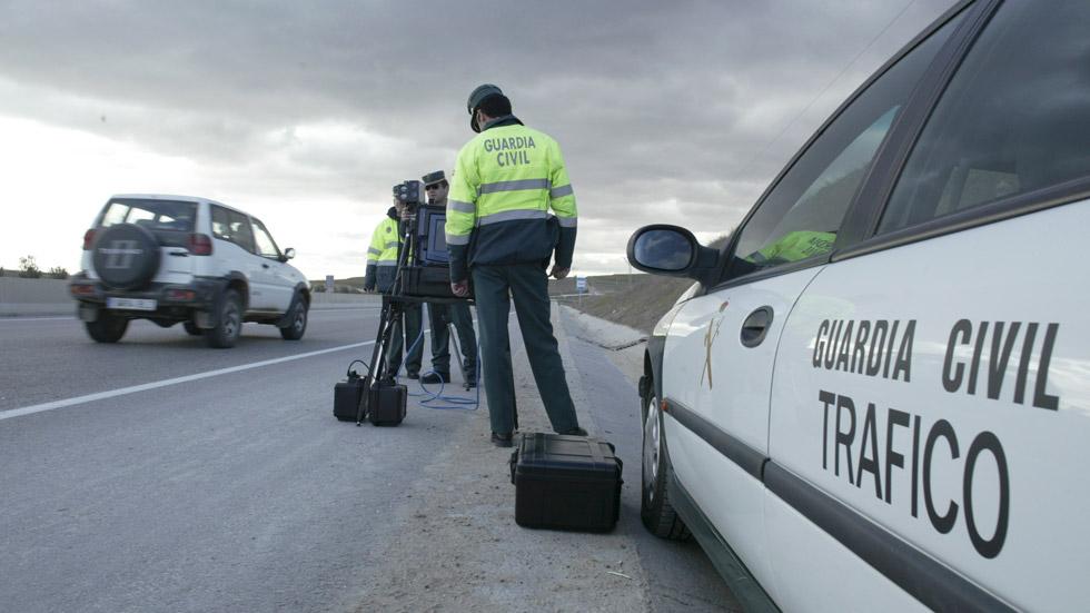Todos los radares de tráfico móviles de Cádiz