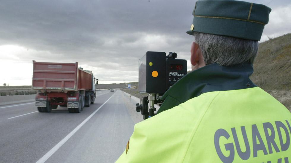 Todos los radares de tráfico móviles de Cantabria