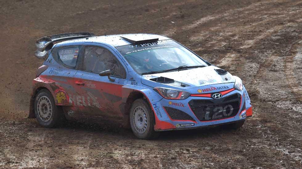 Dani Sordo, copilotaje y entrevista al piloto del WRC (vídeo)